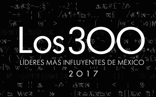 "Alumni are named in the ranking ""The 300 Most Influential Mexican Leaders 2017"""