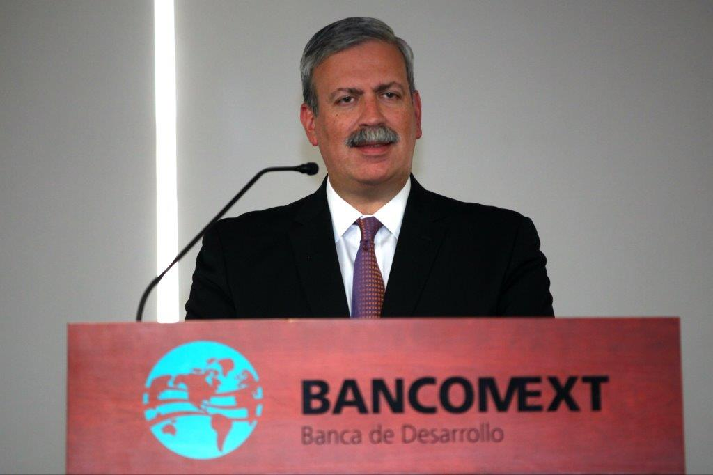 Francisco N. González Díaz appointed as CEO of BANCOMEXT