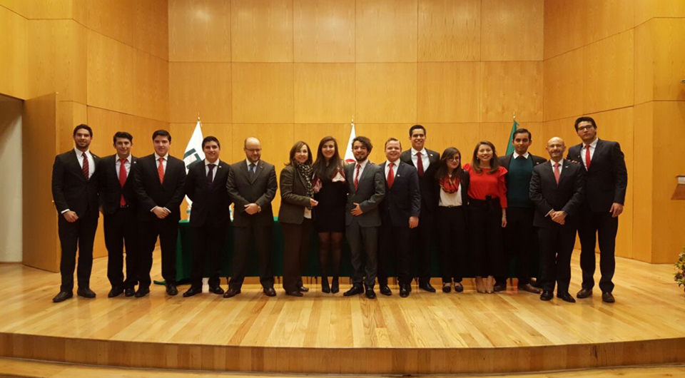 IMEF University recognizes ITAM members for their proficiency in 2017