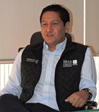 David Baca Grande named a state delegate of IMSS in Tlaxcala