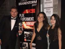 ITAM students win the national finals of the L'Oreal's Brandstorm 2017